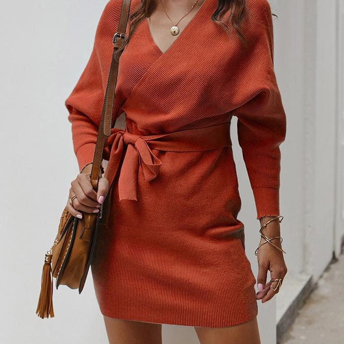 Women's Sweater Style Dress